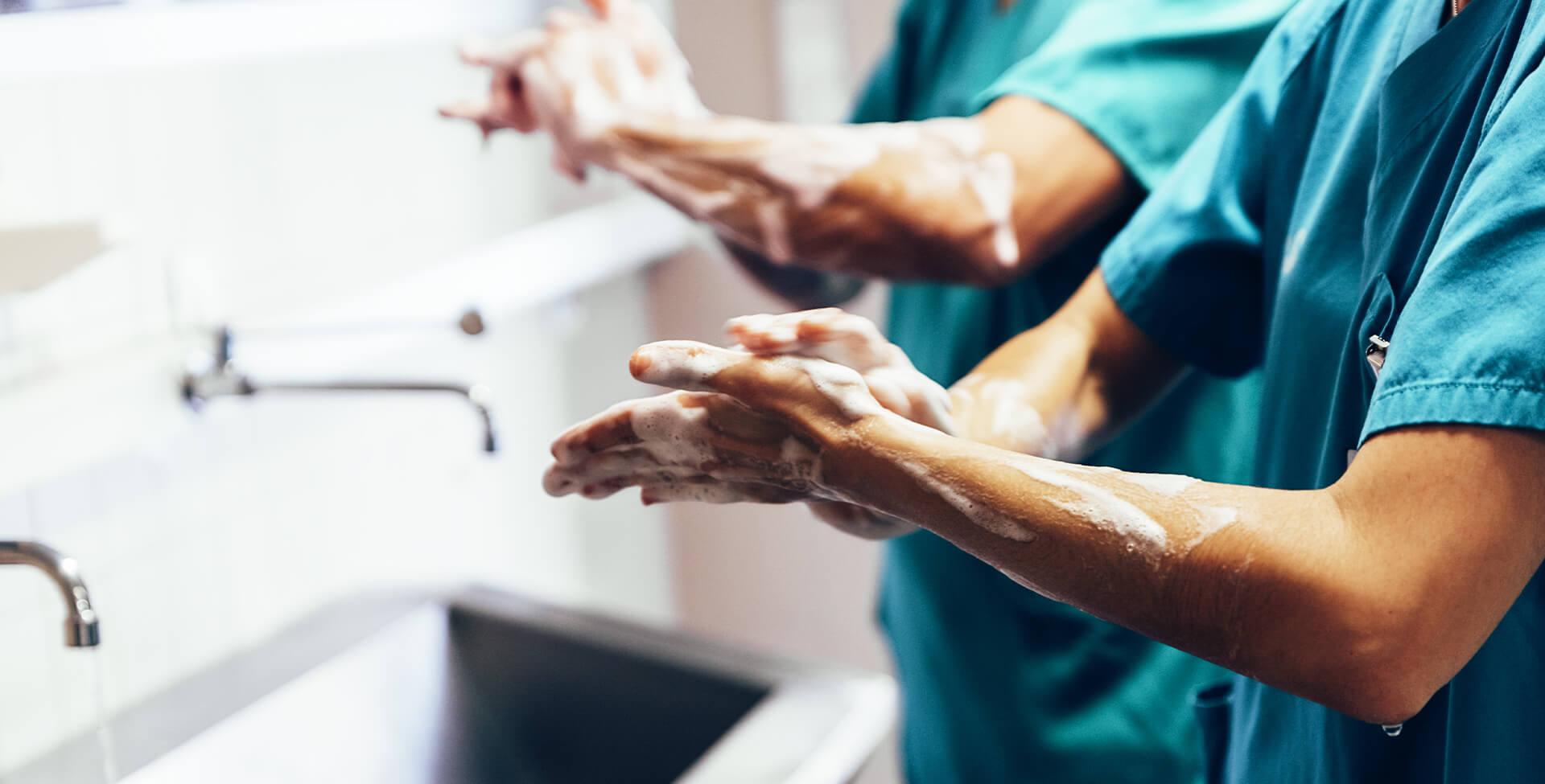 gel igienizzante mani industriali